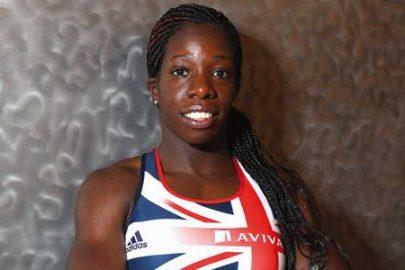 Anyika Onuora - Olympic athlete