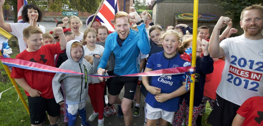 Bickerstaffe keep the Olympic legacy alive