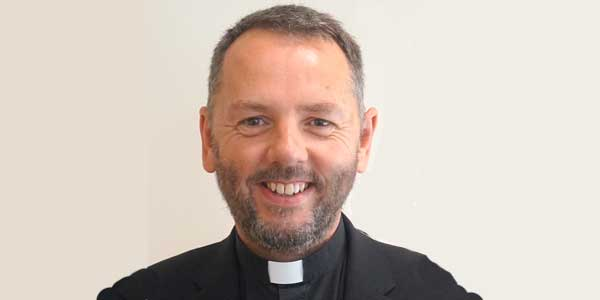 Revd Richard Peers, Diocese of Liverpool's Director of Education