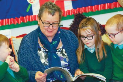 A Week in the Life of… Diane Bate, headteacher at The District CE Primary School
