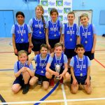Primary schools' basketball champions 2017