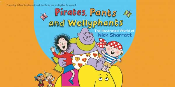 Pirates, Pants & Wellyphants