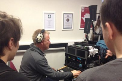 South Sefton College students get a view from behind the lens
