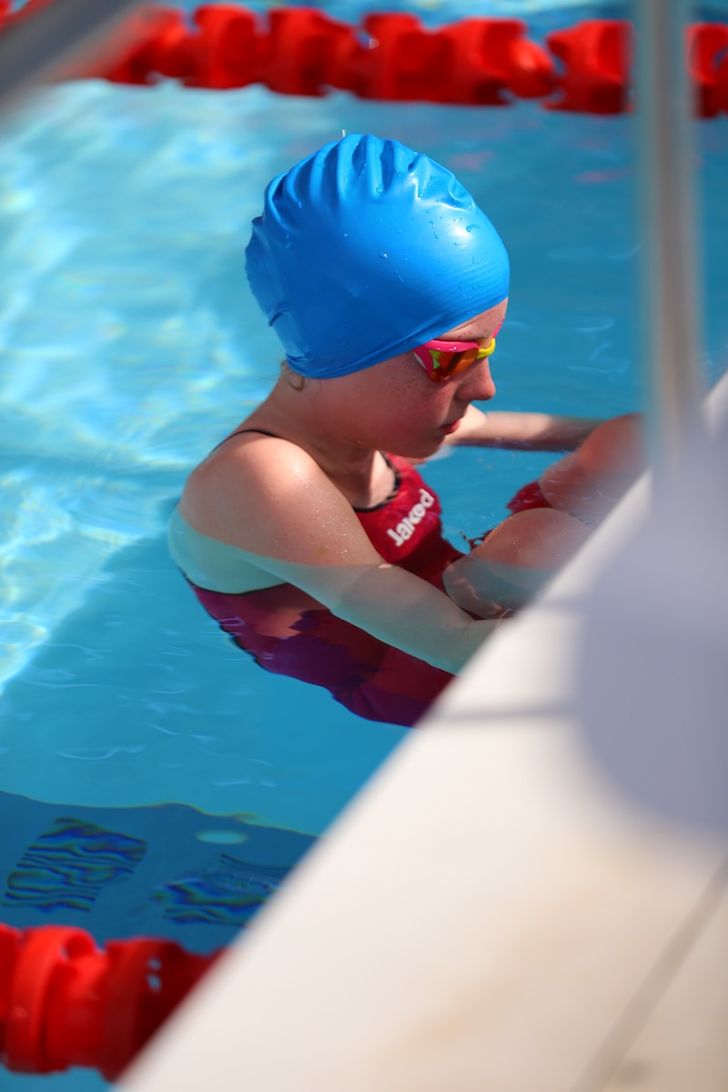 Primary Schools Rule The Pool At Swimming Championships