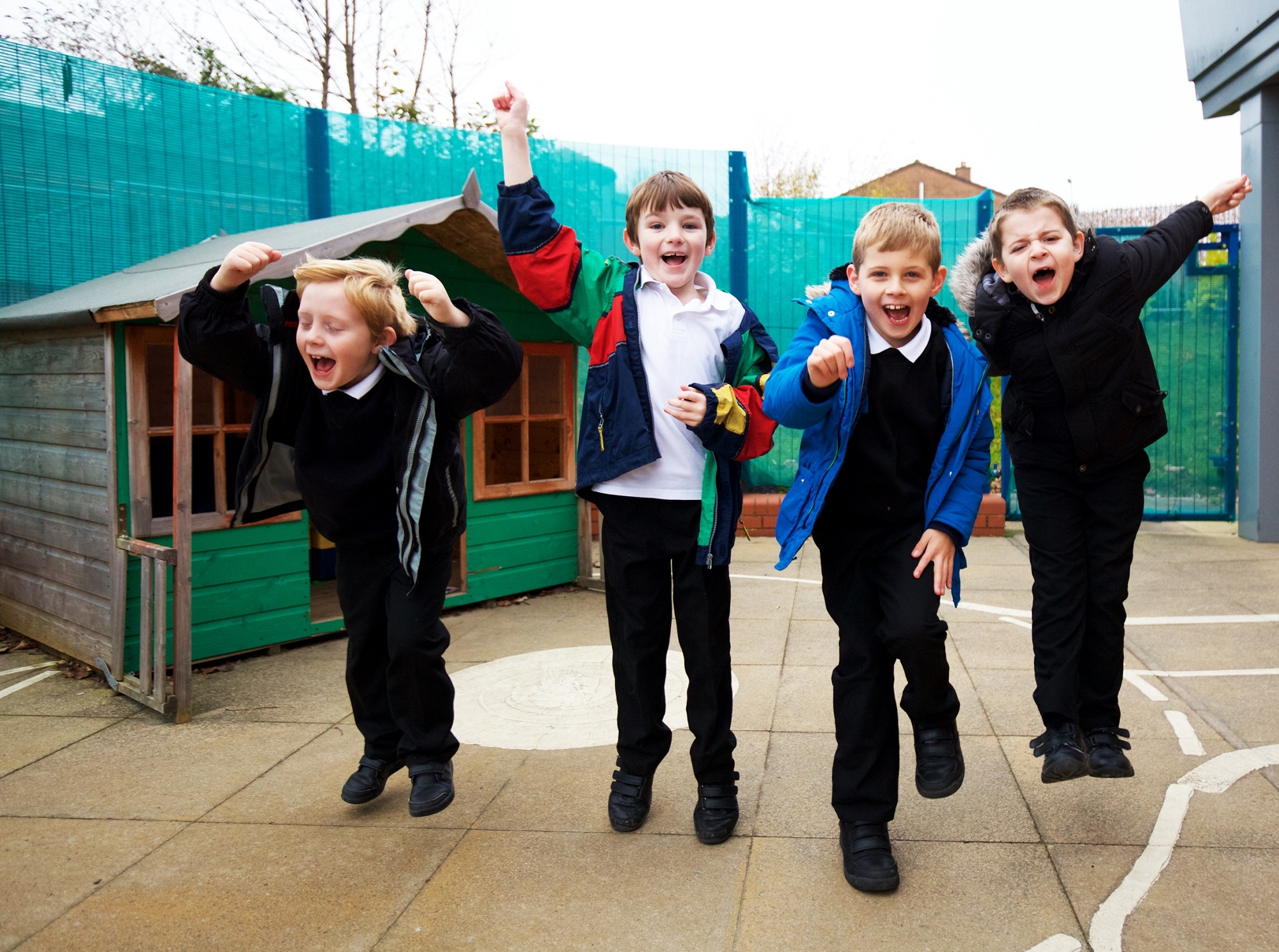 Local school celebrates Autism Accreditation during World Autism