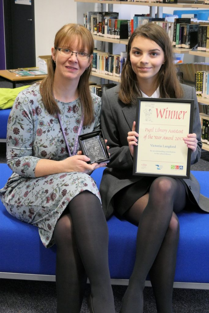 Liverpool student wins nationwide library assistant award