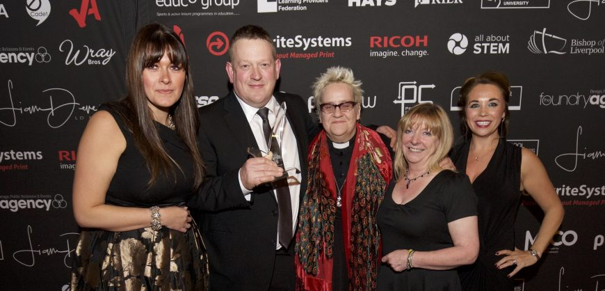 Educate Awards WOW winners shortlisted for national TES Award