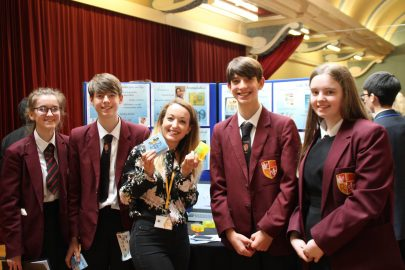 Rainford High washes away the competition at Unilever Awards