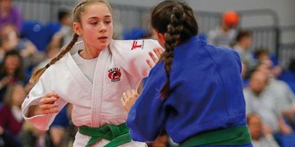 British Judo Champion