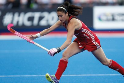 Sam Quek - British field hockey player