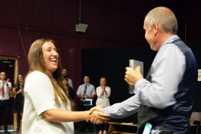 'Inspirational' Liverpool teacher wins Pearson Teaching Award