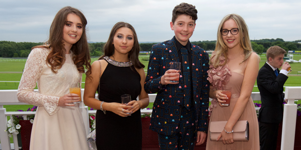 Calderstones School celebrates Year 11 Prom 2017