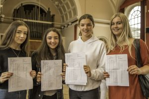 GCSE Results Day Educate Magazine The Blue Coat School