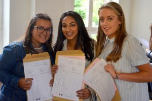 GCSE Results Day Educate Magazine The Belvedere Academy