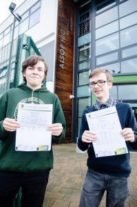 A Level Results Day Educate Magazine Alsop High School