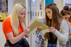 GCSE Results Day Educate Magazine Archbishop Blanch CofE High School