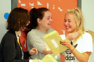 A Level Results Day Educate Magazine Archbishop Blanch School