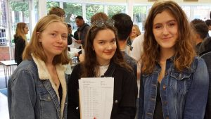 GCSE Results Day Educate Magazine Calderstones School