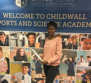 GCSE Results Day Educate Magazine Childwall Sports and Science Academy