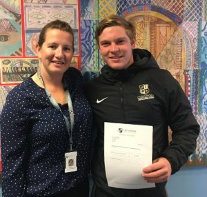 A-level Results Day Educate Magazine Childwall Sports and Science Academy