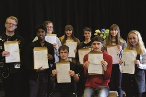 GCSE Results Day Educate Magazine st Augustine of Canterbury High School