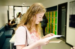 GCSE Results Day Educate Magazine St Hilda's Church of England High School