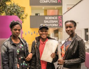 GCSE Results Day Educate Magazine St John Bosco Arts College