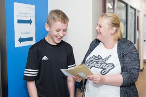 GCSE Results Day Educate Magazine Hugh Baird College