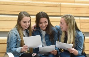 GCSE Results Day Educate Magazine All Saints Catholic High School