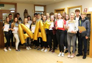 GCSE Results Day Educate Magazine Christ the King Catholic High School