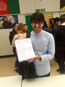 GCSE Results Day Educate Magazine The Academy of St Francis of Assisi