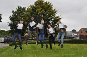 GCSE Results Day Educate Magazine The Birkenhead Park School