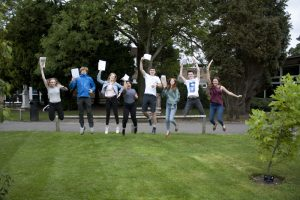 GCSE Results Day Educate Magazine Maricourt Catholic School