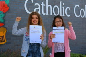 A Level Results Day Educate Magazine Notre Dame Catholic College