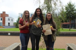 GCSE Results Day Educate Magazine Rainford High Technology College