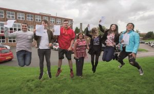 GCSE Results Day Educate Magazine St Cuthberts High School