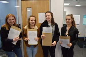 GCSE Results Day Educate Magazine St Julie's Catholic High School