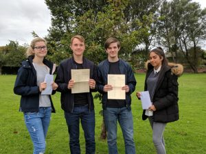 GCSE Results Day Educate Magazine St Michael's Church of England High School