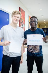 A Level Results Day Educate Magazine West Derby School