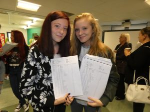 GCSE Results Day Educate Magazine Broughton Hall Catholic High School