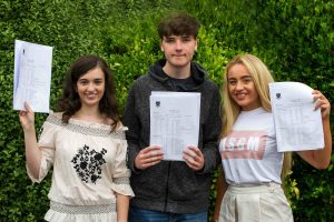 GCSE Results Day Educate Magazine St Mary's College Crosby