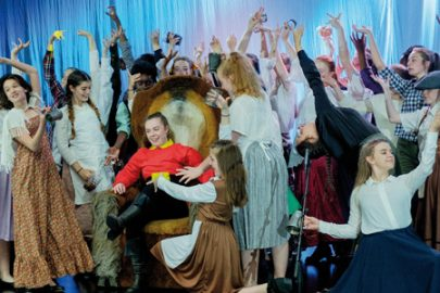 Beauty and the Beast Jr Educate Magazine Archbishop Blanch