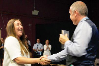 Pearson Teaching Award Educate Magazine Childwall Academy