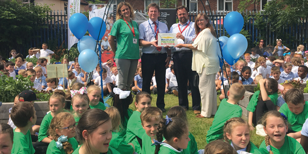 Edibile Playground Educate Magazine Liverpool Primary Schools