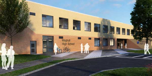 New Build Educate Magazine Maghull High School