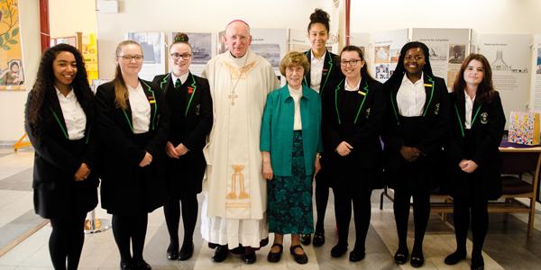 Sr Bridget Educate Magazine Bellerive FCJ Catholic College