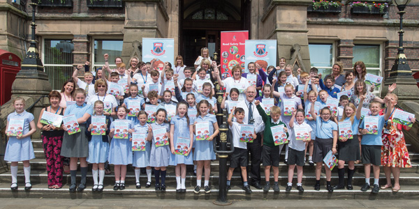 Road Safety Educate Magazine St Helens Pupils