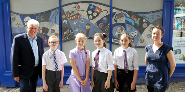 Prescot Mosaic Educate Magazine St Mary and St Pauls Primary School