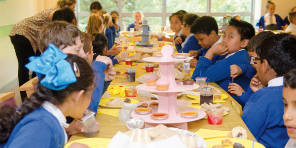 Golden Jubilee Educate Magazine St Nicholas Primary School