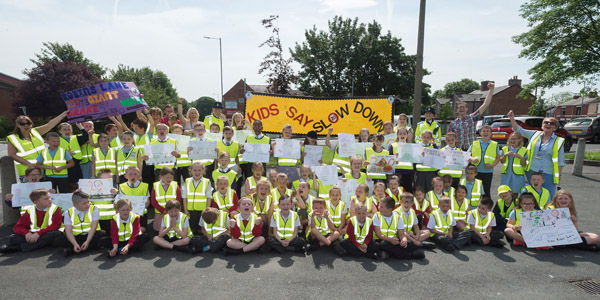 Educate Magazine Sutton Schools Road Safety